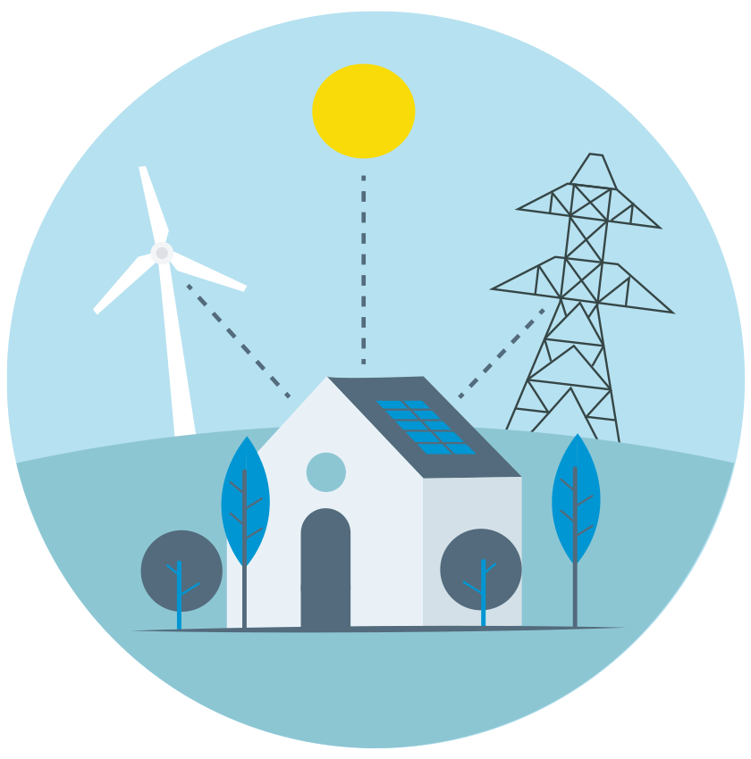 How does a feed-in tariff work?